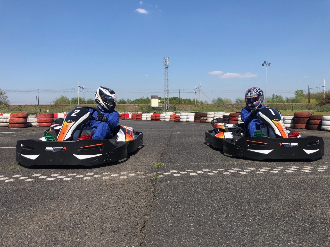 KARTING CENTER TOURS - TARIF SESSIONS