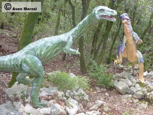 zoo préhistorique