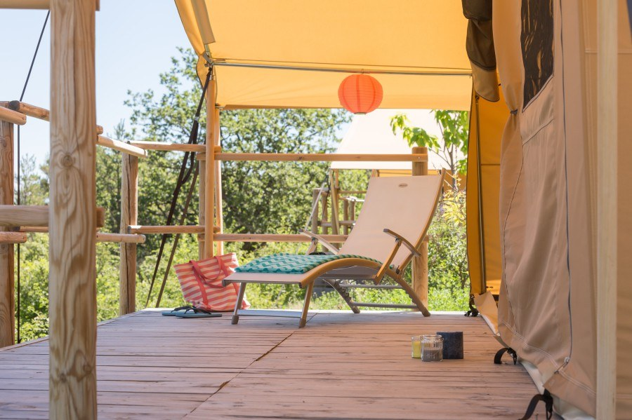 toilé classic camping Hautes-Alpes familial piscine escalade