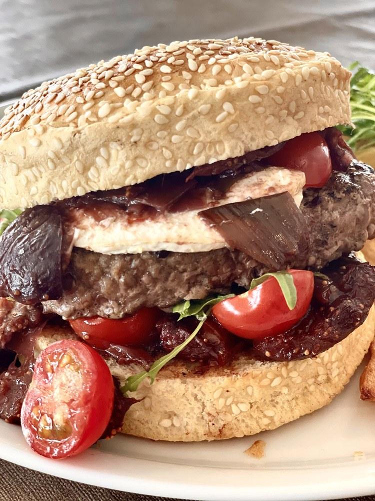 Hamburger de La Ferme