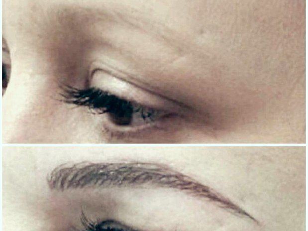 maquillage permanant sourcils