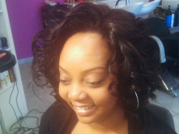 salon de coiffure-tissage-bouclé-stylhairconcept-montauban, coiffeur montauban