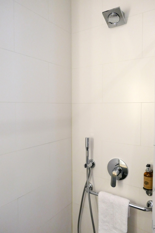 Grande chambre Fred détail douche