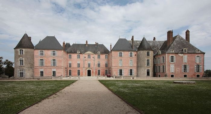 Châtau de Meung sur Loire