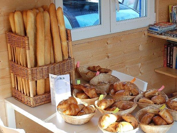 restaurant Cla-pasta je knesperverse broodjes staan klaar