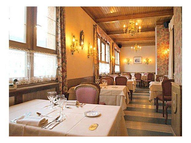 Restaurant Hotel du Soleil Assois