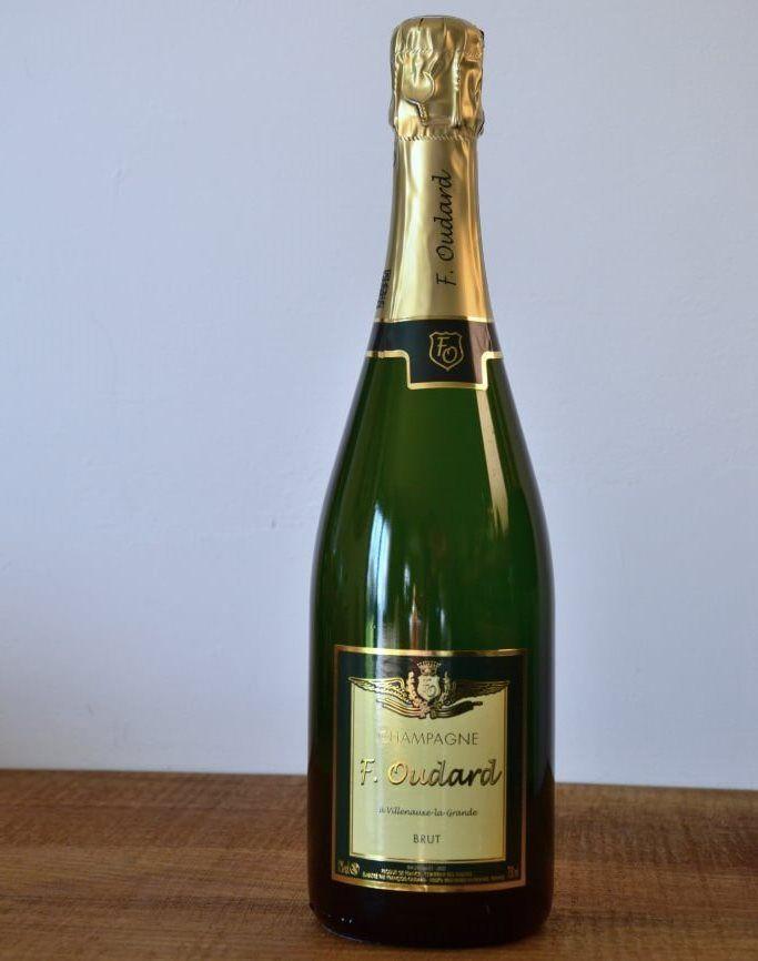 Champagne Francois Oudard