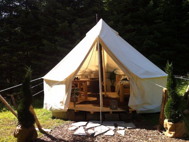 Altipik Mont-Saxonnex tentes