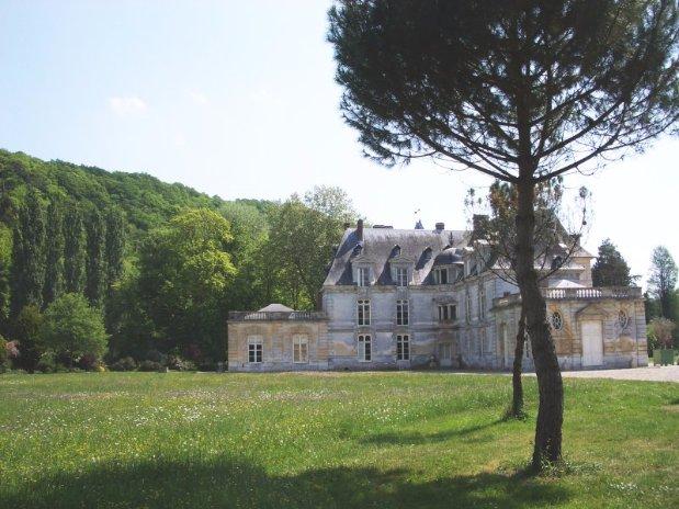 château Acquigny