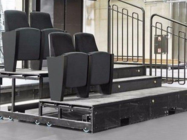 auditorium telescopique et multifonctionnel