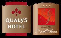 Qualys Hotel Grand Hôtel Saint Pierre