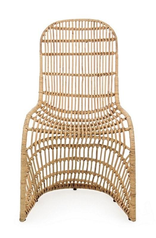 chaise zelai rotin 2