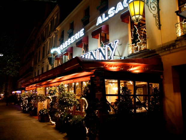 Brasserie alsace