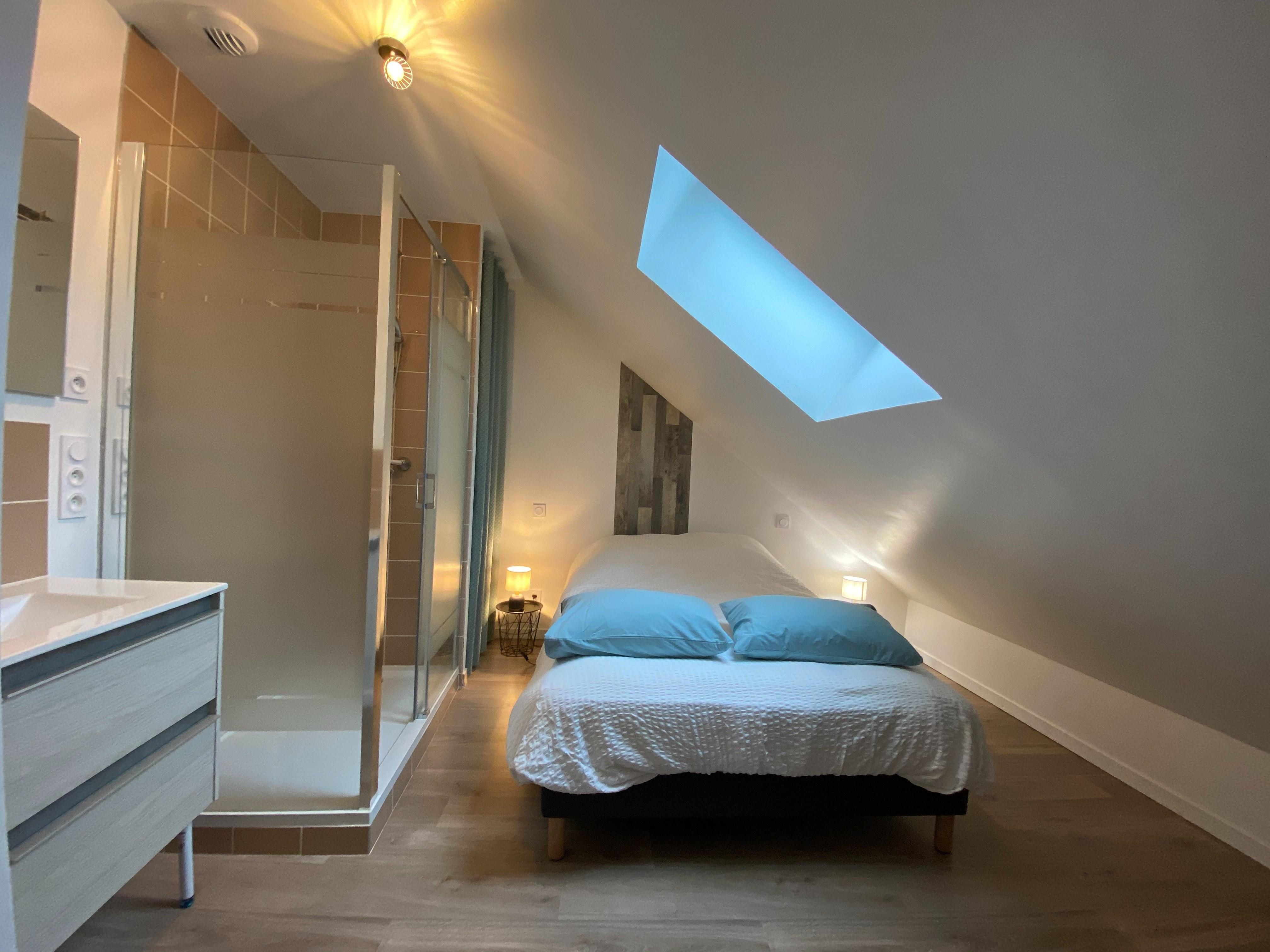 gite-hautvillers-miellerie-chambre bleue