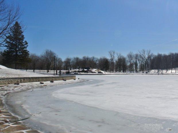 Parc Montroyal à proximité de l'Auberge Gîte du Plateau Mont-Royal