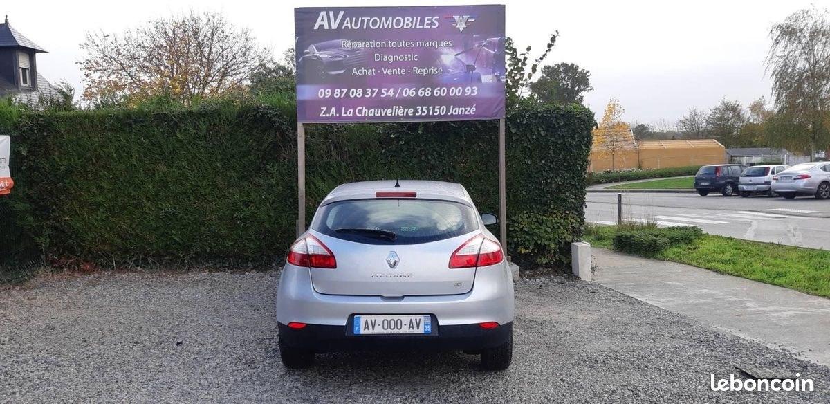 Renault Mégane CITADINE