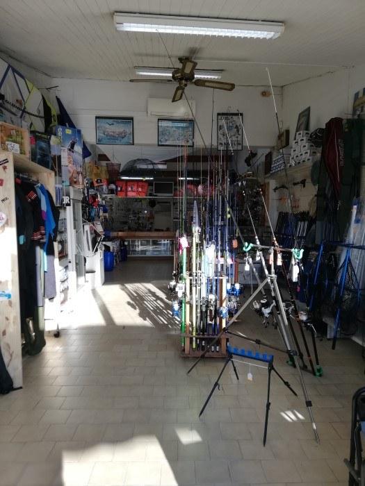 Trouvez tout le matériel de pêche Chez Panis Sébastien à Valras-Plage1