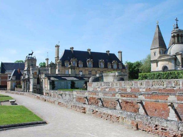 château Anet