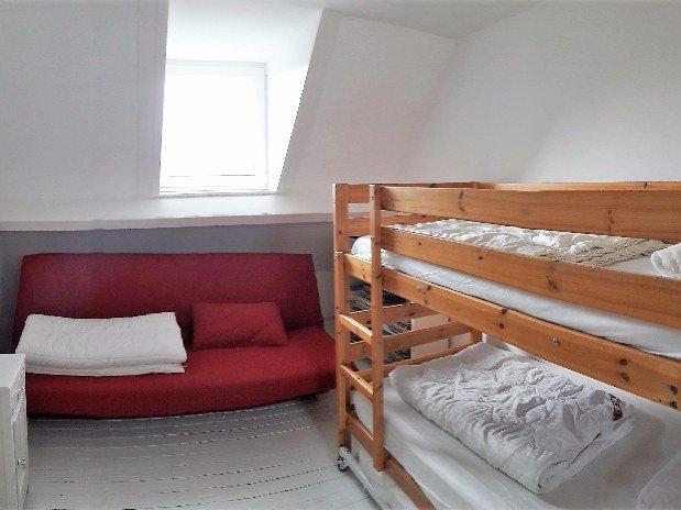 chambre 2eme etage Villa Chanteclerc