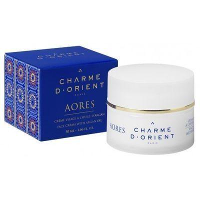 Spa-hammam-Cormeilles-en-Paris-argenteuil-Crème-visage-à-l'huile-d'argan-50-ml.
