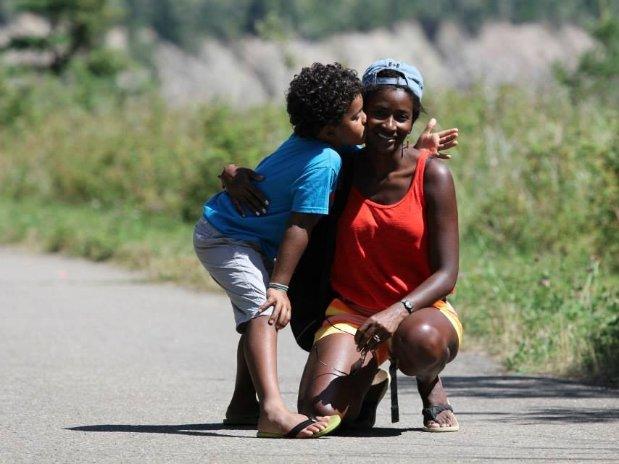 Chalet à louer Plage de Penouille, Gaspé, Forillon Marche à la Plage