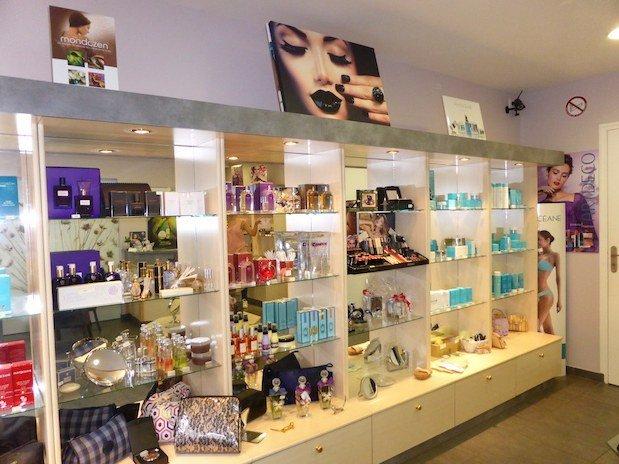 institut de beauté Nymphéa Avranches produits