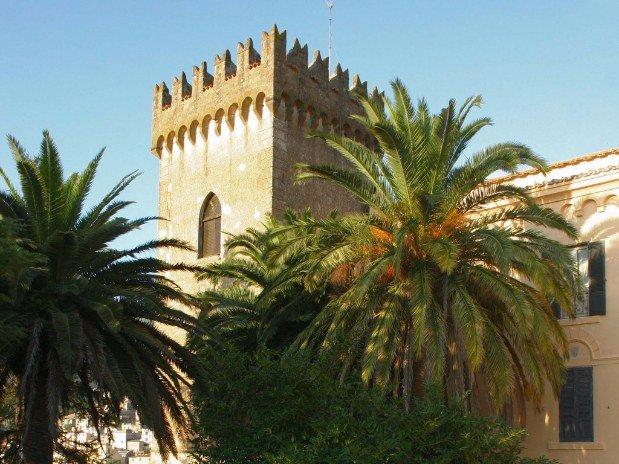 Castello Santa Margherita Cori