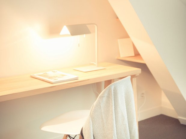 La petite chambre d'ami de Juliette Hotel Marin Laval