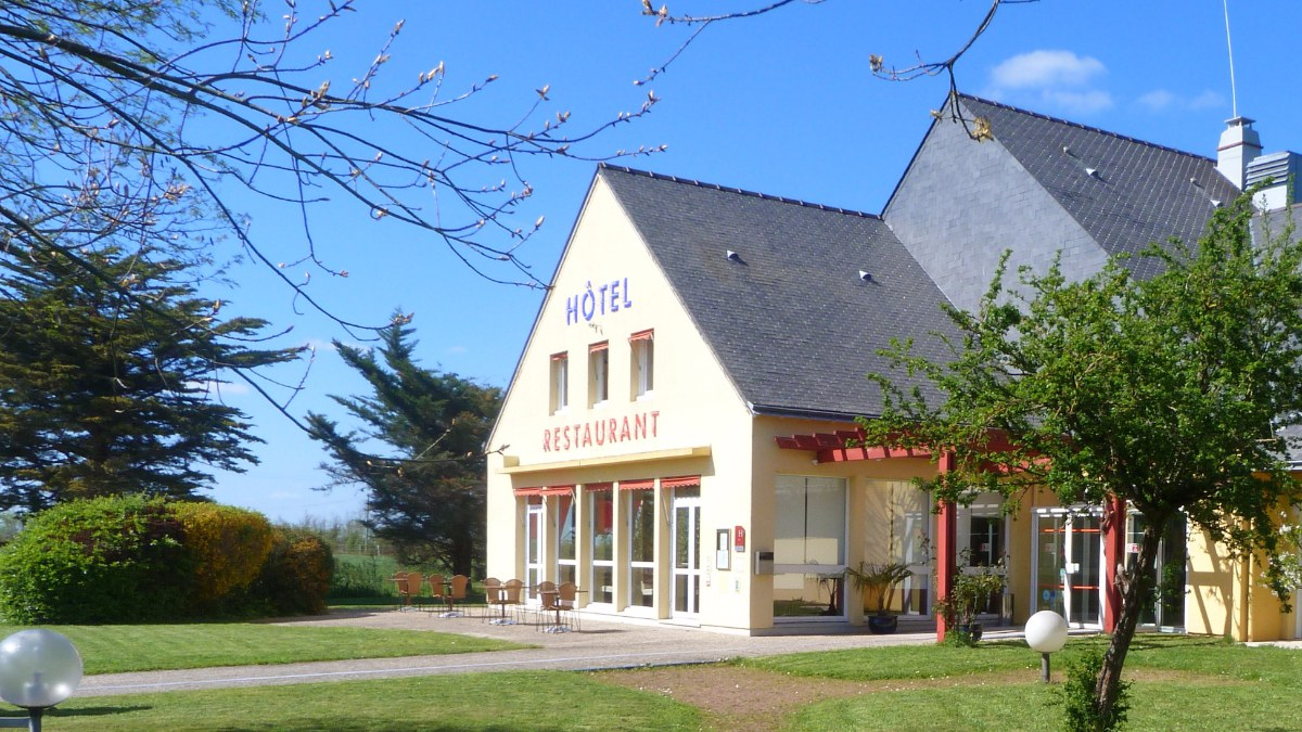 façade hotel de la loire
