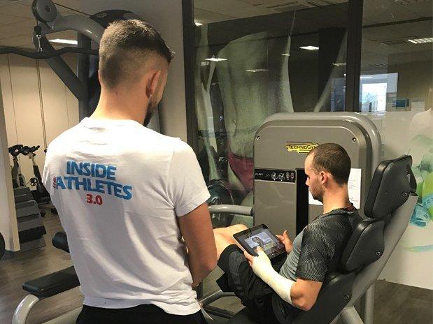 Inside the athletes besançon fitness coach sportif suivi