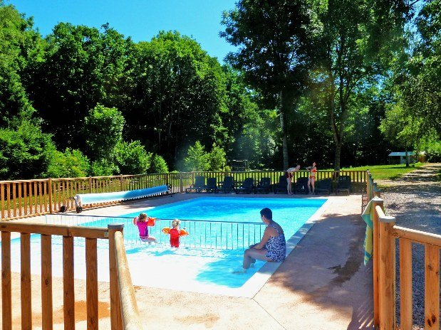 Camping au mica camping vosges corcieux 88430 for Camping gerardmer piscine
