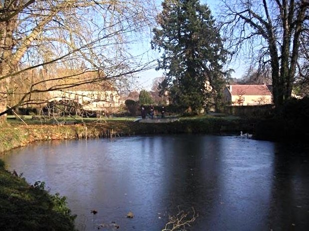 Manoir des etangs
