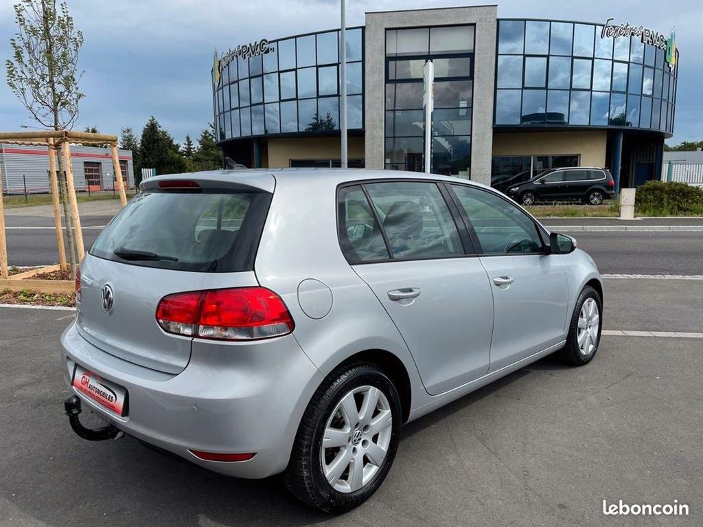 Volkswagen Golf 6 1.6TDI 105CV