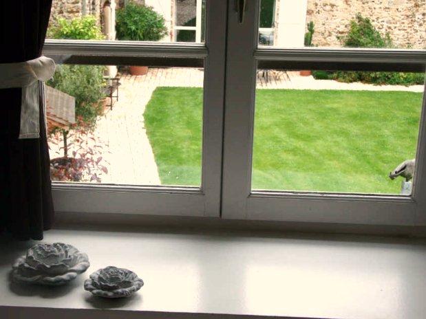 chambres d'hôtes-garnet-eure et loire-folle farine-vue terrasse