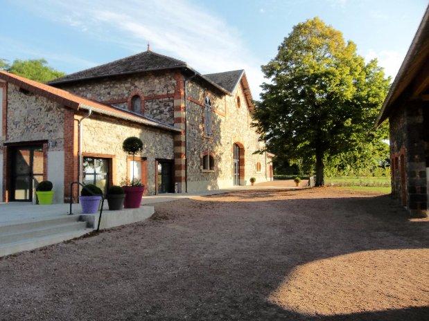 Château de Changy Loire Séminaire