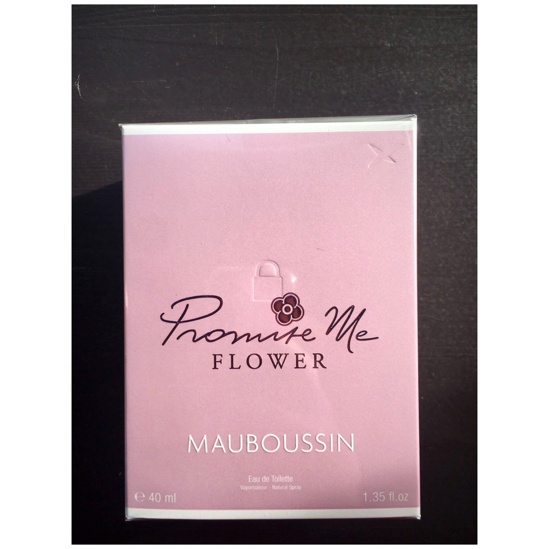 Mauboussin - Promise Me Flower eau de parfum 40 ml