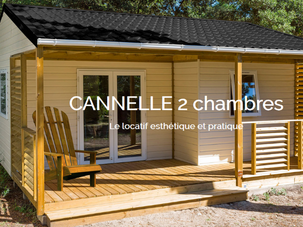 Chalet Cannelle 2ch