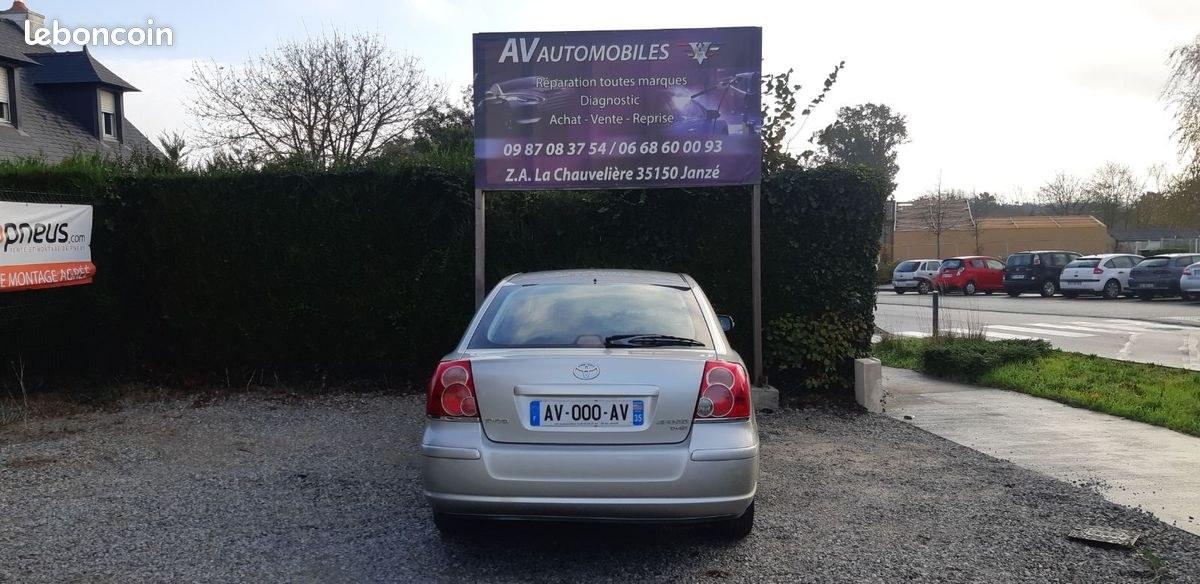 Toyota Avensis CITADINE