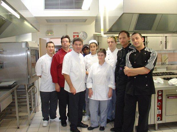 equipe-cohon-dor-restaurant-normandie