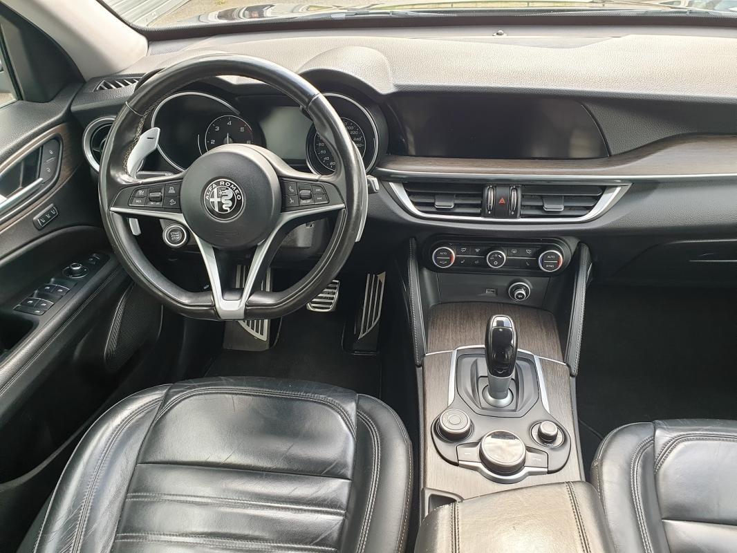 Alfa Romeo Stelvio 2.2 DIESEL 210 Q4 LUSSO AT8