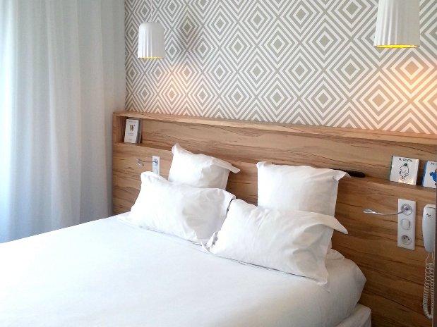 La chambre d'ami de Lambert Hotel Marin Laval