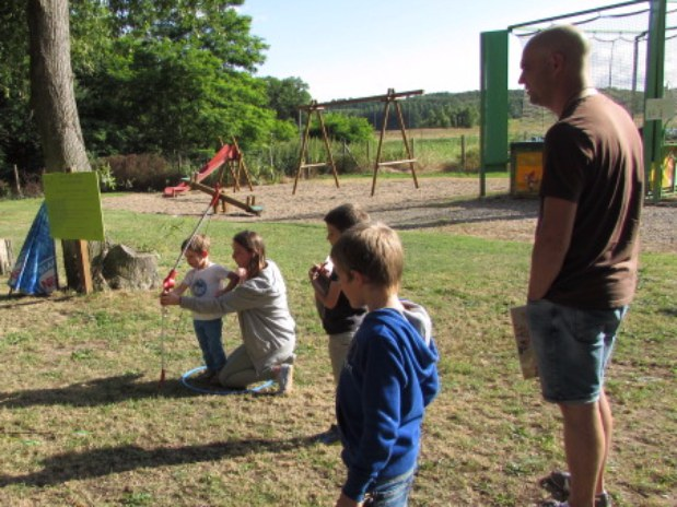 Camping familial - camping bord de Loire - camping Mosnes - camping amboise - camping indre et loire