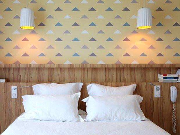 Chambre d'ami 102 - felix - hotel marin - Laval