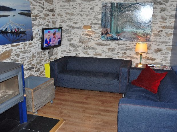 camping Le Clapas holiday house Bellevue
