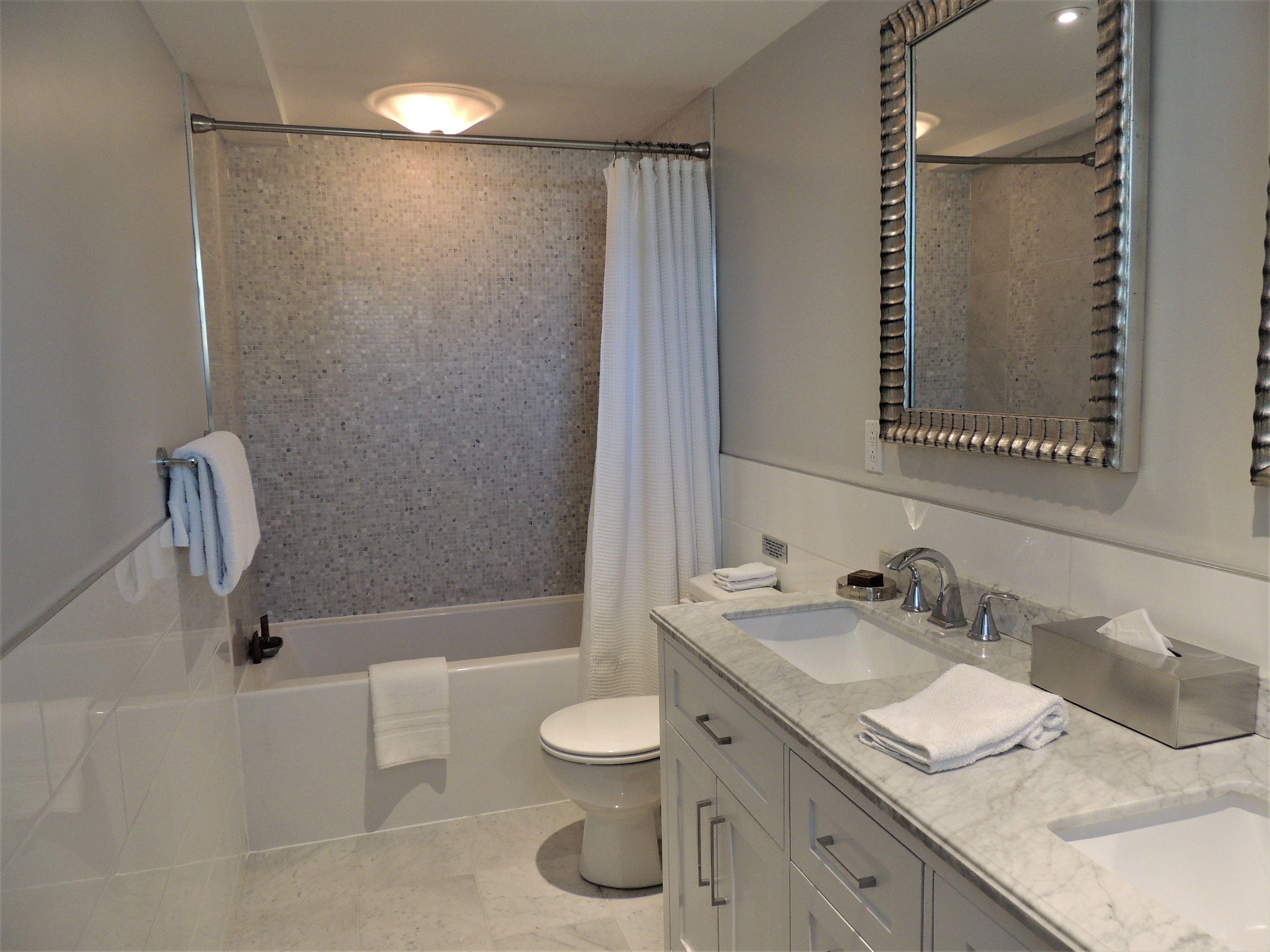 Suite Topaz Salle de bain