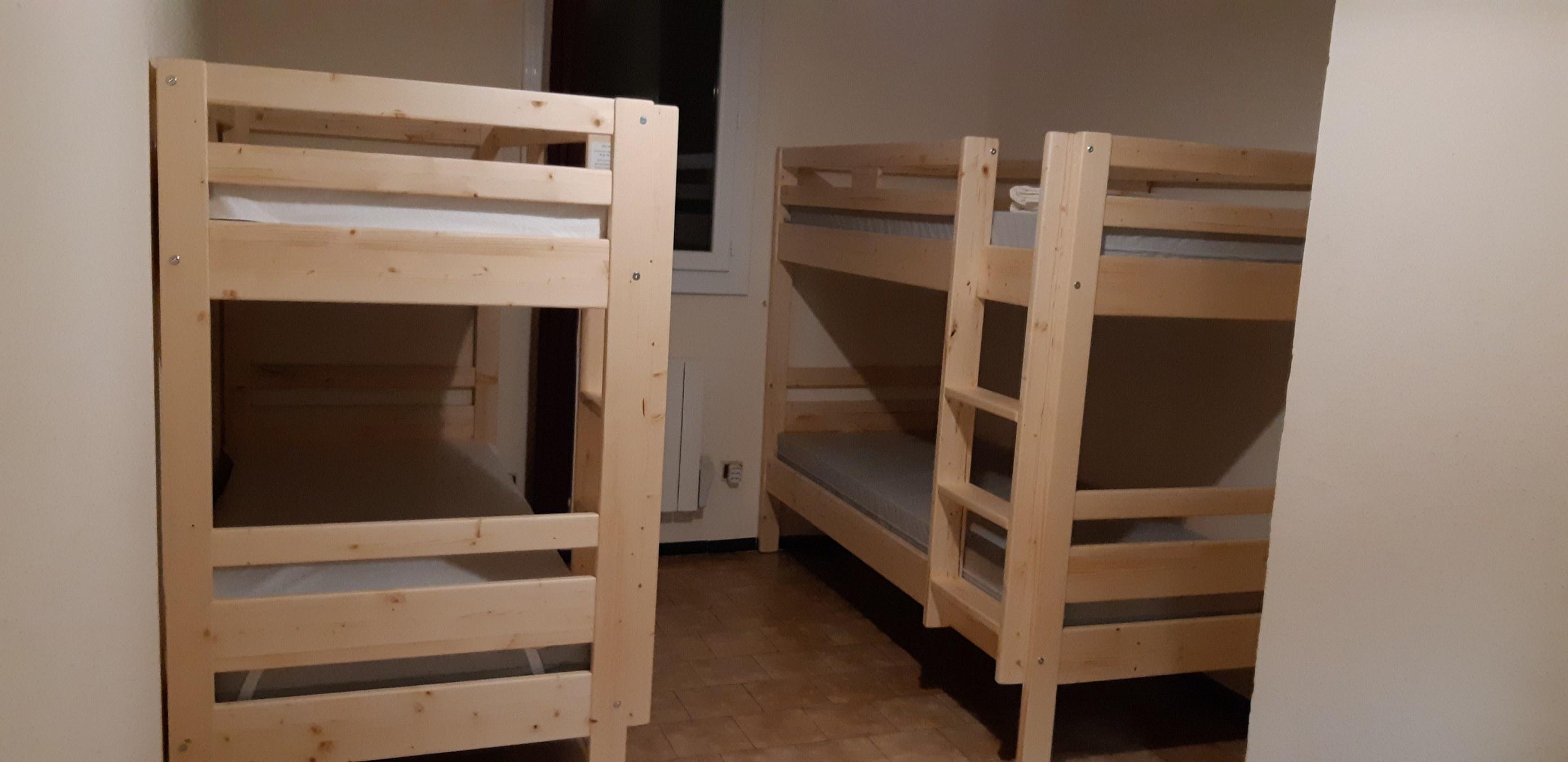 dortoirs de 4