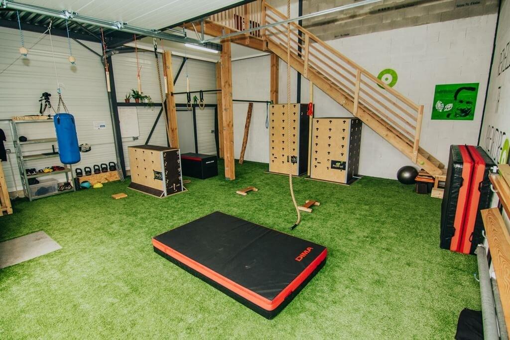 Salle d'entraînement indoor Montpellier
