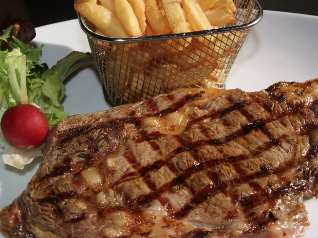 steak-restaurant le papy's-nevers