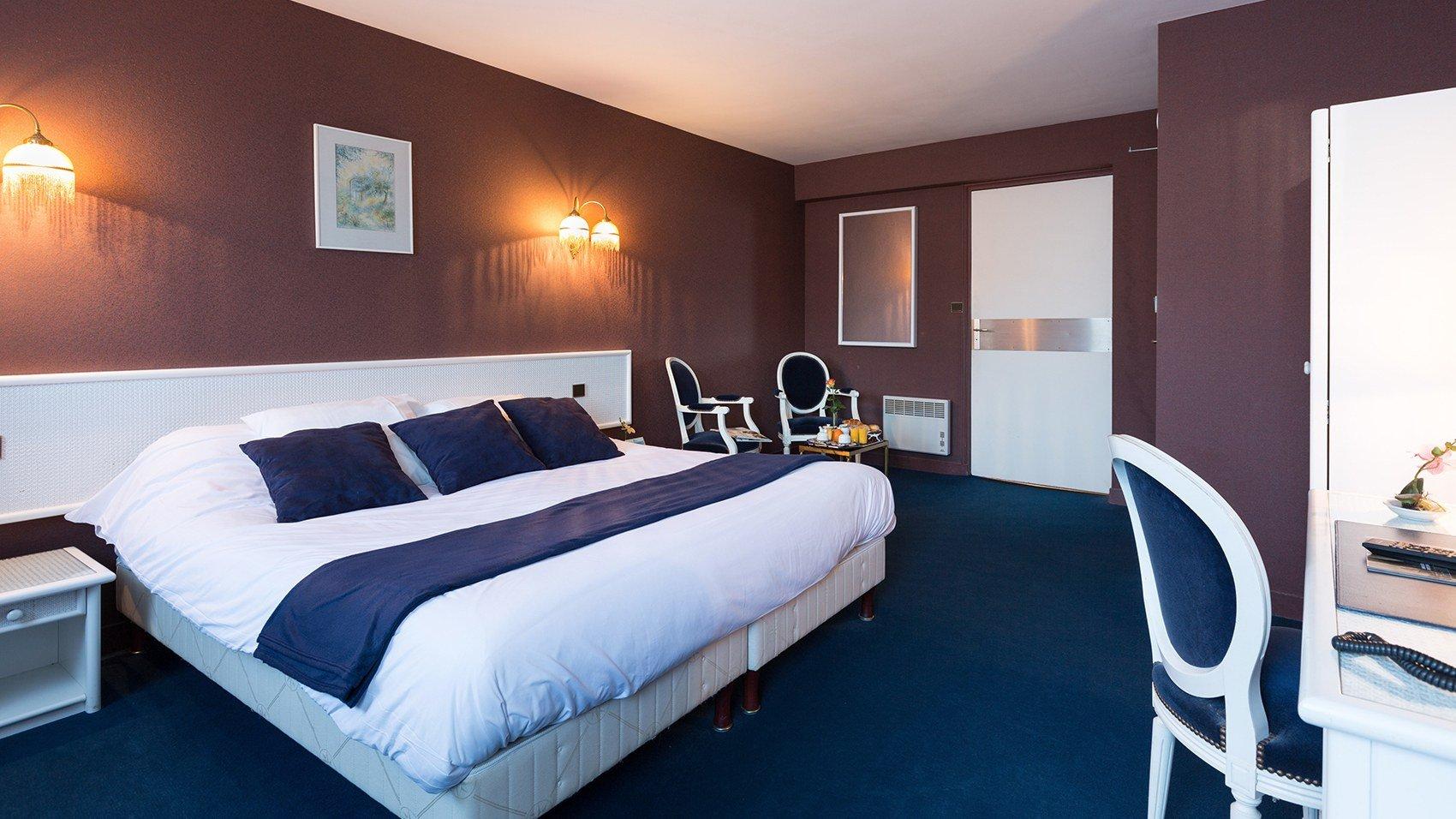 Chambre Double Hotel Clisson