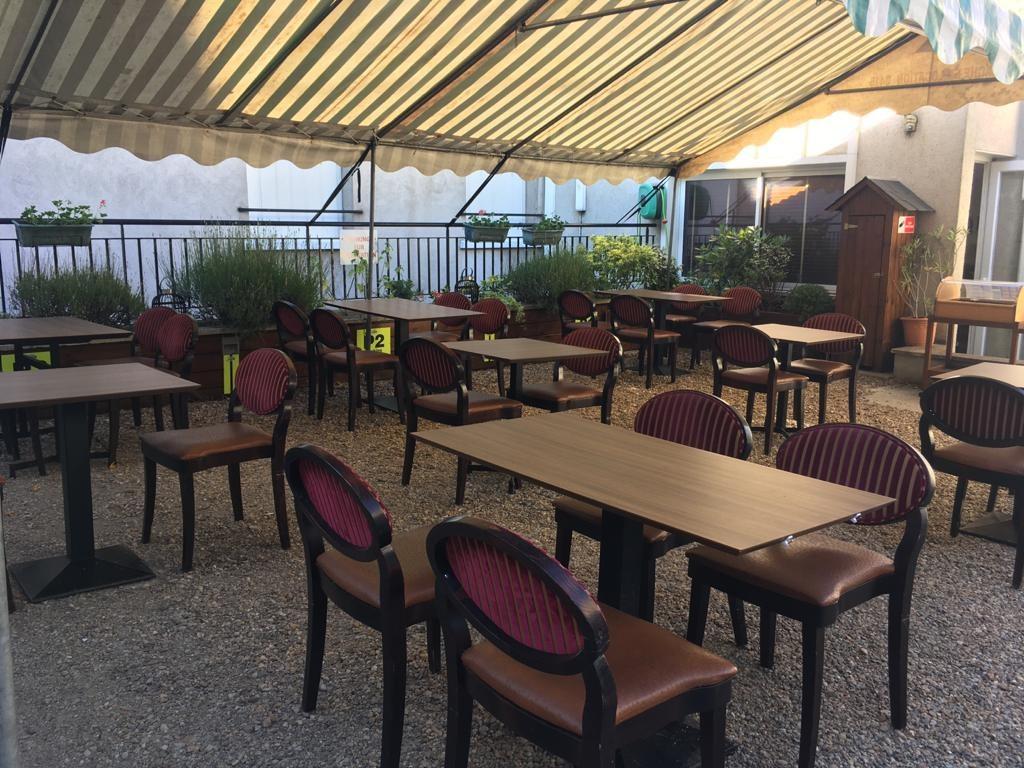 terrasse restaurant le monarque 2020 centre blois